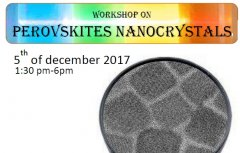 Workshop Perovskite Nanocrystals